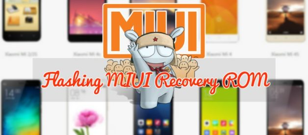 How to Install MIUI Recovery ROM - Android File Box