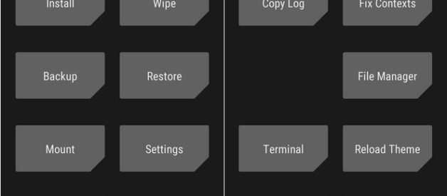 Cofface TWRP v3 0 2 for Redmi Note 4 MTK (Nikel) - Android