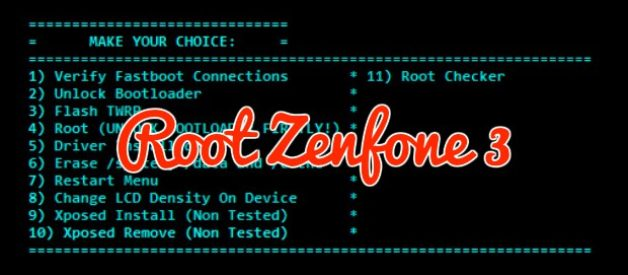 How to Root Asus Zenfone 3 Easily - Android File Box