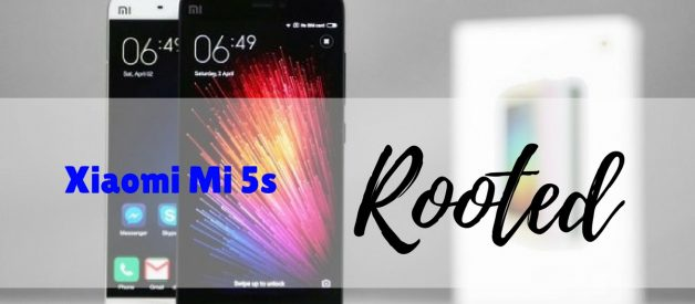 How to Systemless Root Mi 5s with Magisk - Android File Box