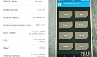 download twrp for xiaomi redmi 4x