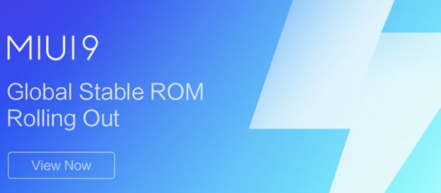 MIUI 9 v9 1 2 0 Global Stable ROM for Redmi Note 5A Prime