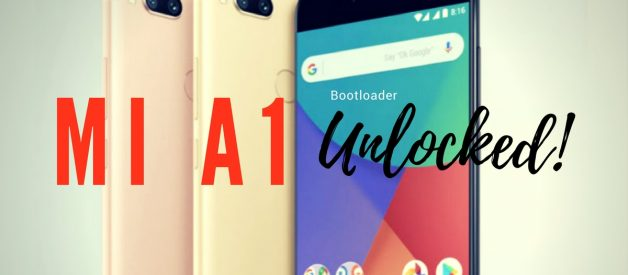 How to Unlock Mi A1 Bootloader - Android File Box