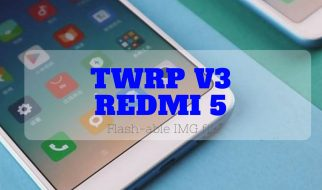 TWRP v3 2 1-0 for Redmi Note 5A (Y1 Lite) - Android File Box