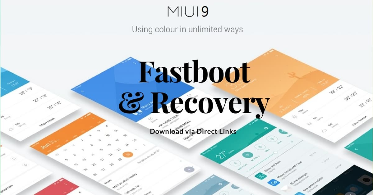 MIUI 9 v9 2 3 0 Global Stable ROM for Redmi 5 - Android File Box
