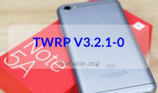 Cofface TWRP v3 0 2 for Redmi Note 4 MTK (Nikel) - Android File Box