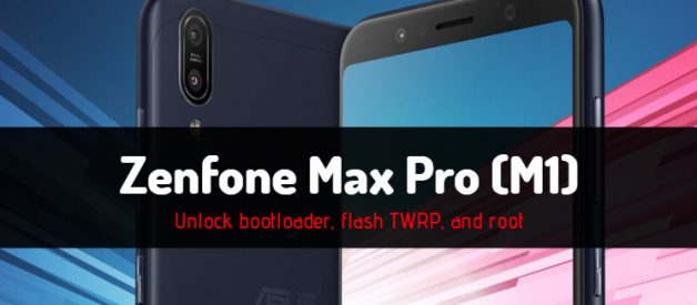 How to Root Zenfone Max Pro M1 - Android File Box