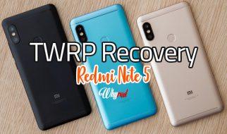 Modded TWRP v3 2 1-1 for Redmi 5A (Vendor Support) - Android