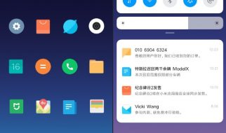 iOS 11 Pro, Simple Theme for MIUI 9 Devices - Android File Box