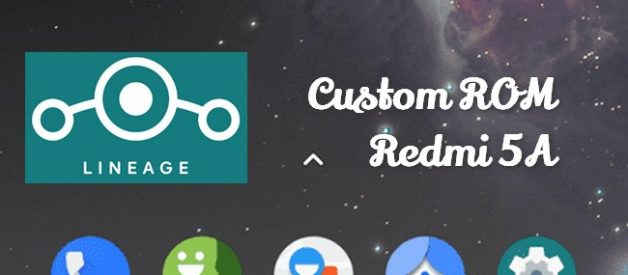 Lineage OS v14 1 Custom ROM for Redmi 5A (Riva) - Android