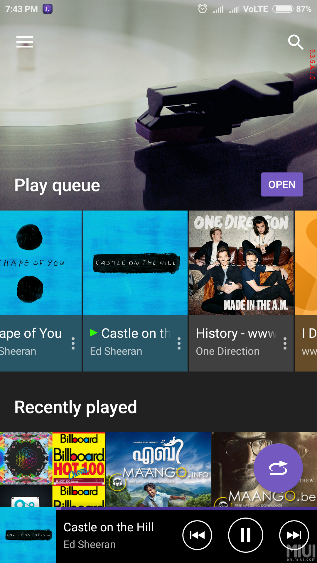 Sony Walkman Music v9 3 5 APK - Android File Box