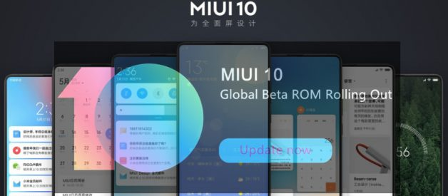 MIUI 10 Global Beta v8 7 12 Fastboot and Recovery ROMs