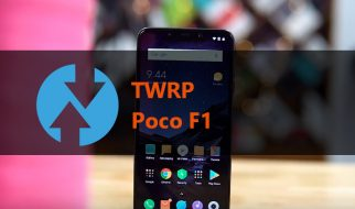 Modded TWRP v3 2 1-0 for Redmi Note 4 (Vendor Support) - Android